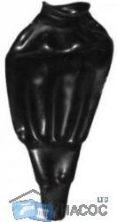 Мембрана (груша) для гидроаккумулятора Se.Fa 100-150л (италия)
