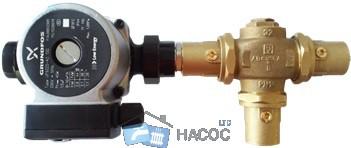 Смесительный узел для котлов до 60 кВт (Laddomat 11-60)
