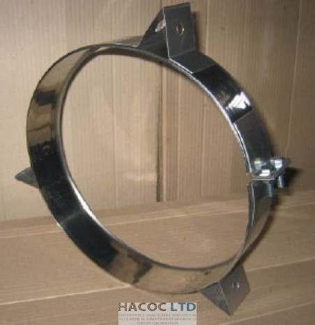 Хомут на растяжках (сталь марки 304)
