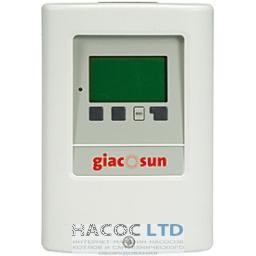 Электронный регулятор для контроля разницы температур в солнечной системе GiacoSUN 3
