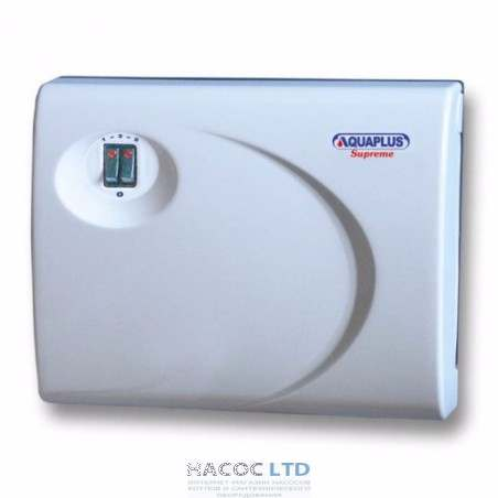 Проточный водонагреватель Atmor AQUAPLUS 5 kW (2+3) кран