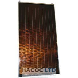 Плоские встроенные солнечные панели для вертикального монтажа 1,63M2 GIACOMINI