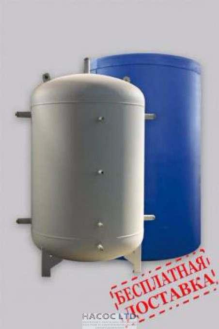 Аккумулирующая ёмкость TI-00-1500 (без теплоизоляции)