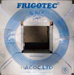 Медная труба для кондиционеров Frigotec 12(1/2)х0,81 мм