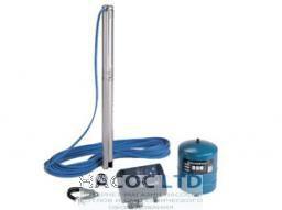 Комплект для поддержания постоянного давления с насосом Grundfos SQE