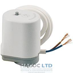 Головка электротермическая, нормально открытая, для термостатических клапанов и коллекторов GIACOMINI 230V NA (R478VX001)