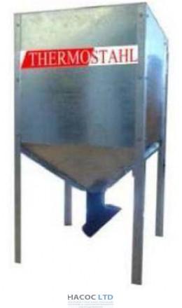 Бункер для пеллет Thermostahl 450