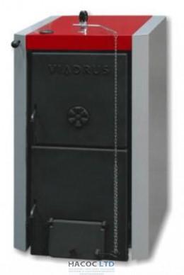 Котел твердотопливный VIADRUS U22 D 5 (25кВт)